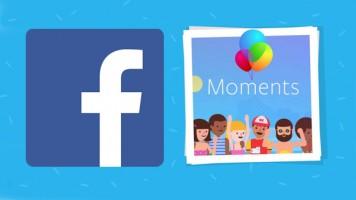 facebook moments uygulaması