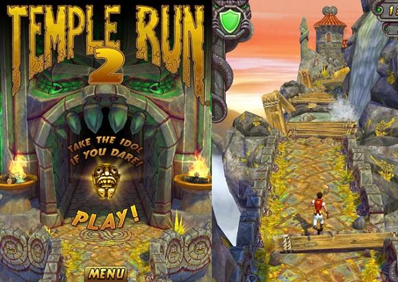 temple run 2