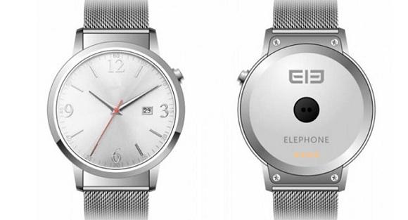 Elephone Ele Watch görüntüleri sızdırıldı