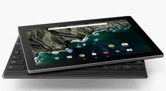 Google'dan Android tablet : Pixel C