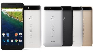 Nexus 6P'nin sunumları sızdırıldı