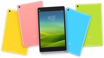 Xiaomi'den yeni tablet : Mi Pad 2