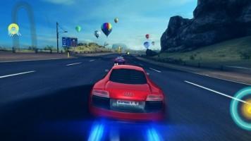 Gameloft'tan yeni oyun : Asphalt Nitro