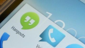 Hangouts 5.0 Yayınlandı