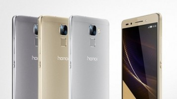 Huawei Honor 7 Hindistan pazarında