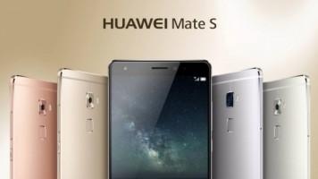 Huawei Mate S ClearForce özelliği ile geliyor!
