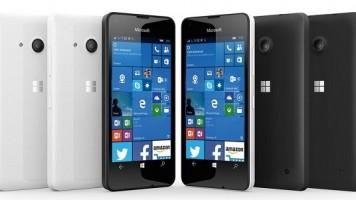 Lumia 550 resmi tanıtım videosu yayınlandı