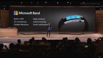 Microsoft Band Özellikleri ve Fiyatı