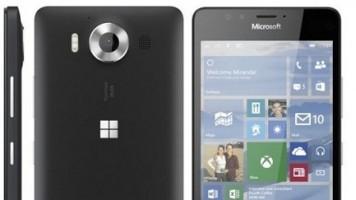 Microsoft Lumia 950 resmen tanıtıldı!