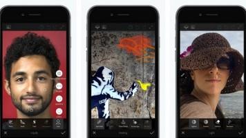 Photoshop Fix uygulaması iOS platformunda!