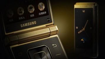 Samsung'un kapaklı telefonu Galaxy Golden 3 görüldü!