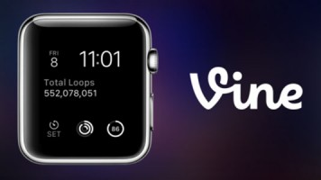 Apple Watch'a Vine uygulaması geldi!