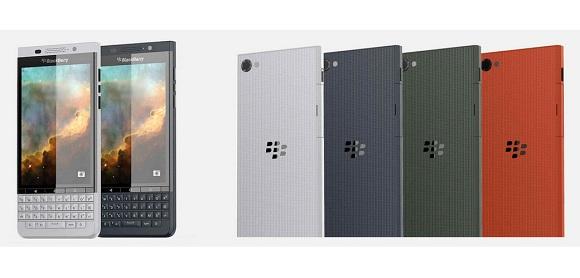 BlackBerry'den ikinci Android telefon geliyor!