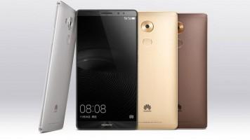 Huawei Mate 8 resmen tanıtıldı!