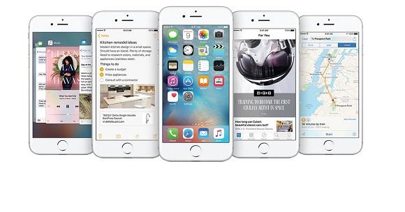 iOS 9.2 Beta 4 güncellemesi yayınlandı!