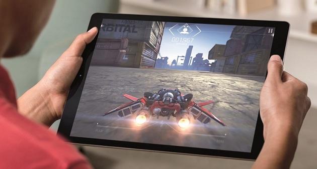 iPad Pro uygulamaları AppStore'da