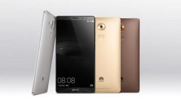 Karşınızda Huawei Mate 8'in basın görüntüleri!
