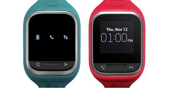 LG'den miniklere özel akıllı saatler!