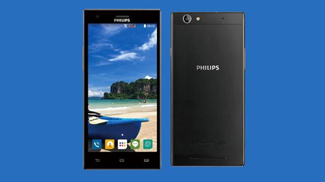 philips akıllı telefonlar