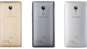Türk Telekom'dan akıllı telefon : TT175
