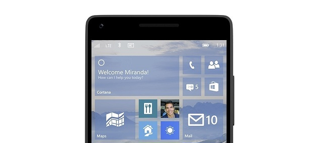 Windows 10 işletim sistemli : EveryPhone
