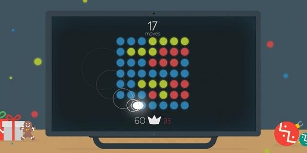 Apple TV'de ilk yerli oyun : Lumino!