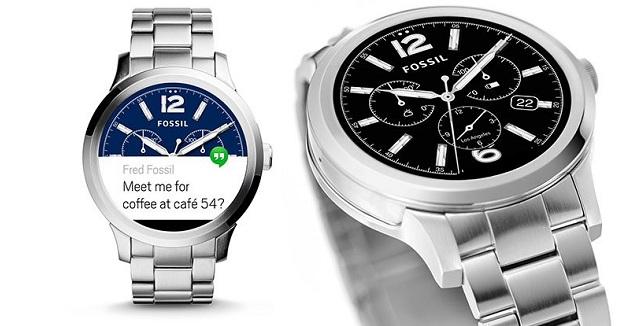 Fossil Q Founder akıllı saat Play Store'da satışta!