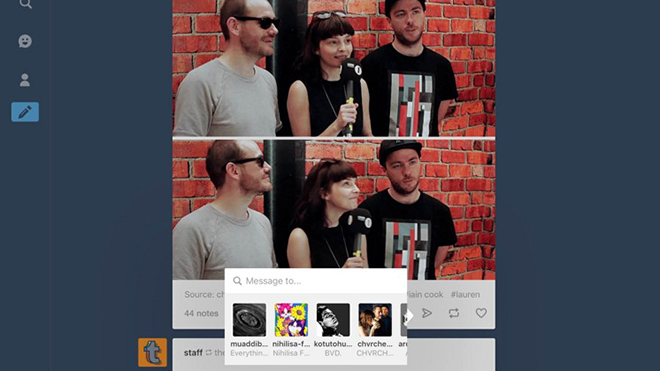 tumblr 3d touch
