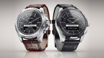 HP'den akıllı saat : Titan Juxt
