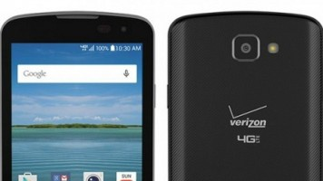 LG'den yeni akıllı telefon : LG Optimus Zone 3