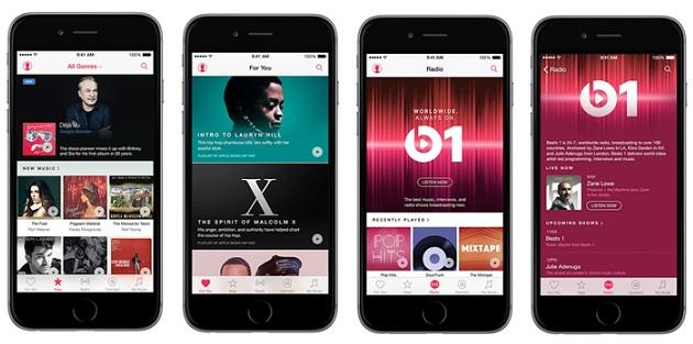 Apple Music ülkemizde kullanıma sunuldu
