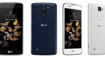 LG'den bir yeni telefon daha : LG K8!