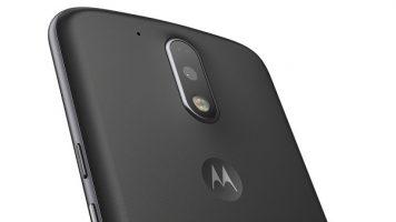 Moto G4 Plus ülkemizde satışa sunuldu!