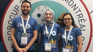 Boğaziçi Üniversitesi RoboAKUT Takımı Dünya Üçüncüsü Oldu