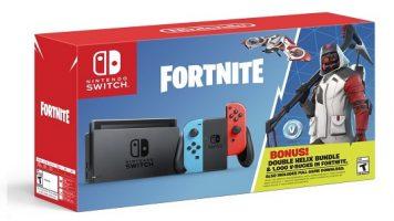 Fortnite İçin Kaçırılmayacak Nintendo Switch Paketi