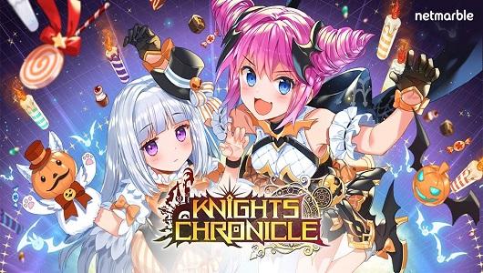 Knights Chronicle Cadılar Bayramını Korkunç Kostümlerle Kutluyor