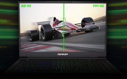 Monster Notebook'un NVIDIA GeForce RTX'li Laptop Modelleri Çıktı