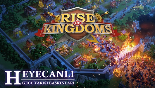 Rise of Kingdoms, Bütün Android Ve IOS Cihazlarda