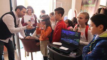 Monster Notebook Çocuklara Geleceğin Teknolojilerini Tanıttı