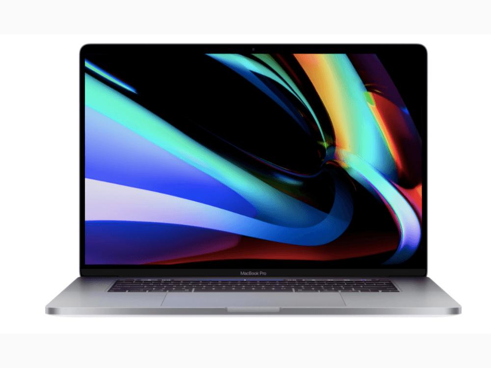 Apple 16 inç MacBook Pro'yu Tanıttı!