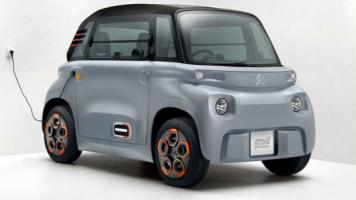 20 Euro Karşılığında Kiralanabilen Araç Citroen Ami Tanıtıldı!