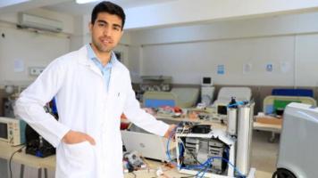 Meslek Lisesi Öğretmenleri, Koronavirüs Tedavisi İçin Solunum Cihazı Üretti!