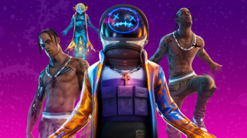 Travis Scott, Fortnite Oyununda Konser Verdi!