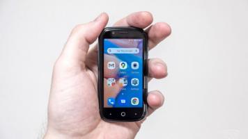 Jelly 2 İle Tanışın: Dünyanın En Küçük Android 10 4G Telefonu