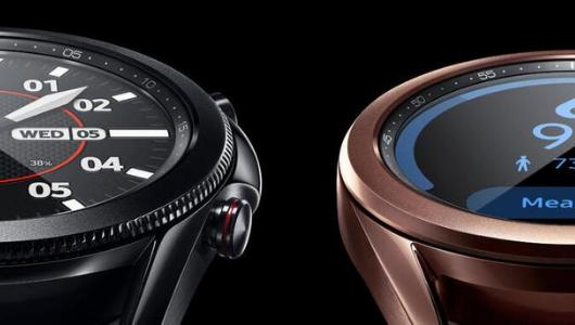 Samsung'un, Yeni Akıllı Saati Galaxy Watch 3 Tanıtıldı!