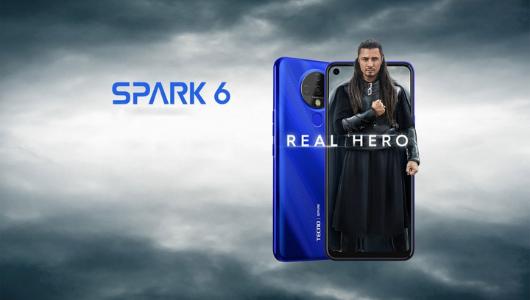 TECNO Spark 6 Tanıtıldı!