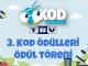 3. KOD Ödülleri Ödül Töreni Gerçekleştirildi